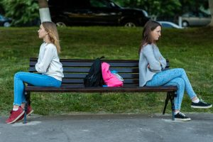 Teenage-girls-bench-300x200